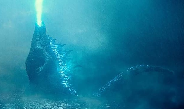 BREAKING: First official look at King of the Monsters reveals Godzilla's atomic breath!