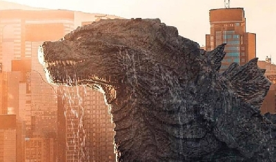 Legendary's Gojira surfaces in epic new fan artwork!