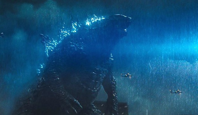 New Godzilla King of the Monsters movie still released ahead of Tokyo Comic Con!