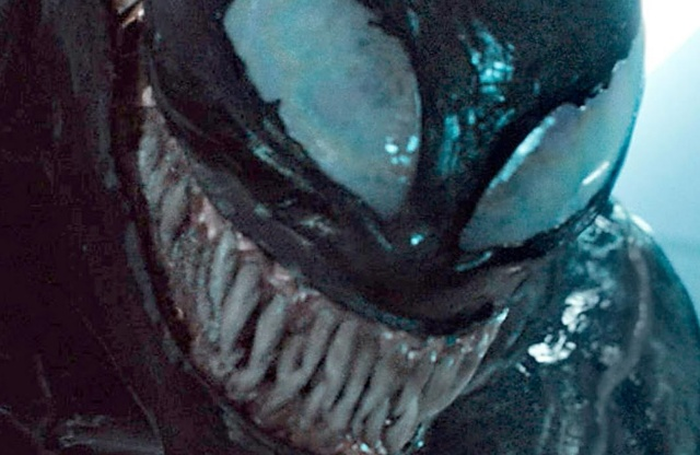 Sony unveil 2 new Venom movie stills!