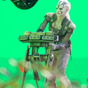 First Look Behind The Scenes on Star Trek Beyond!