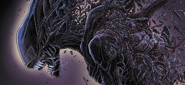 Dark Horse Comics Celebrate Alien Day With Three New Aliens Comics