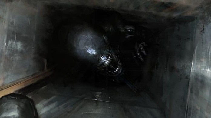 Neill Blomkamp releases NEW Alien 5 concept art!