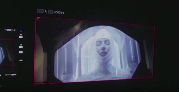 20th Century Fox release short Alien: Covenant behind-the-scenes teaser clip!