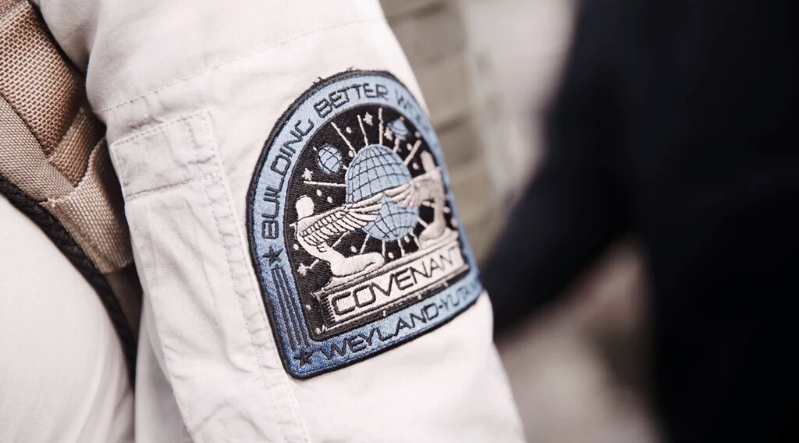 20th Century Fox reveal official Alien: Covenant Weyland-Yutani crew emblem!