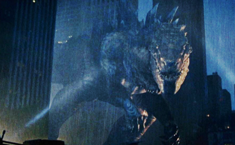 23 years ago today, Roland Emmerich's Godzilla hit theaters.