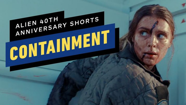 40th anniversary short Alien: Containment released!