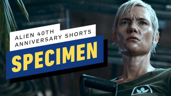 40th anniversary short Alien: Specimen released!