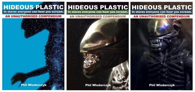 48 hours left in Alien: HIDEOUS PLASTIC Kickstarter! (UPDATED)