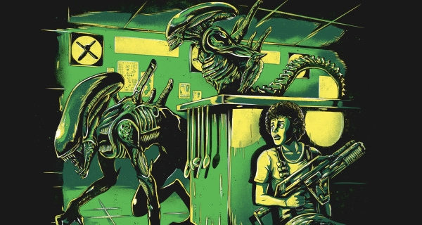 5 Alien and Prometheus inspired T-shirts that are a must-have for fans!