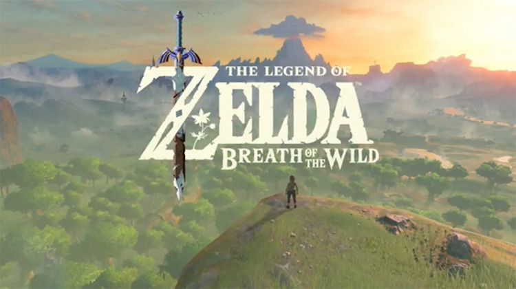 5 Reasons why we're excited for The Legend of Zelda: Breath of the Wild