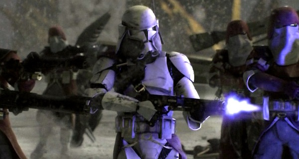 6 Minutes of Alpha Gameplay Footage from the Cancelled Star Wars: Battlefront 3 has been Leaked!