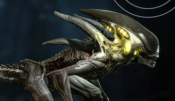 6 New Xenomorphs in Aliens: Fireteam Game!