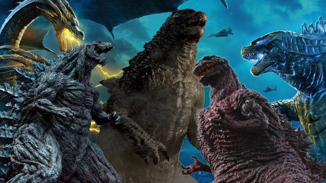 A Decade of Godzilla: Our Top 5 Godzilla films of the last 10 years!