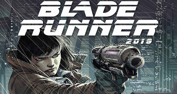 A first look at some of the covers from Titan Comics' upcoming Blade Runner 2019 comic book series!