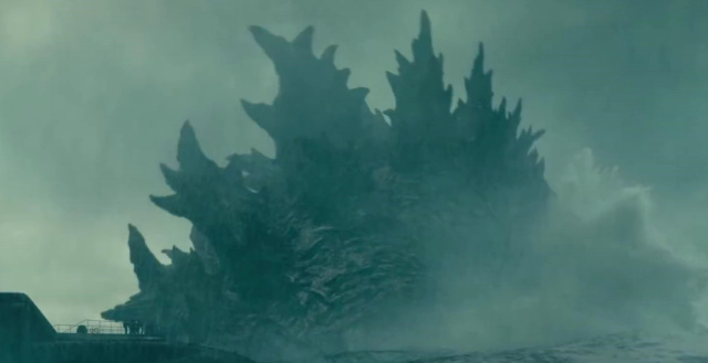 A new 5 minute long Godzilla: King of the Monsters trailer is on the way!