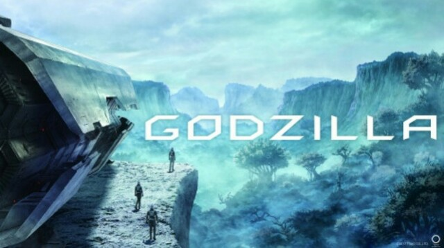 A new Godzilla Anime film will be arriving in 2017!