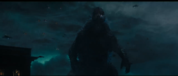 A Soldiers Job: My Interview with Xavier Frazier on Godzilla King of the Monsters 2019.