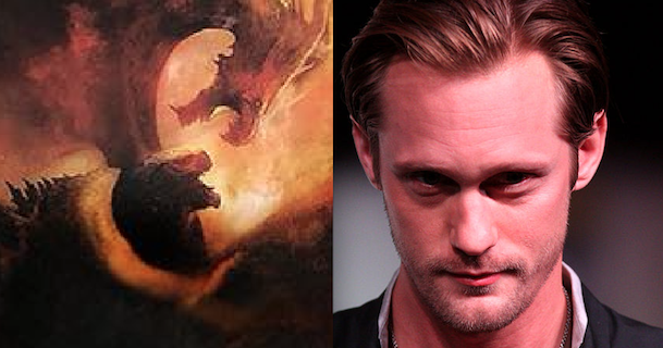 Alexander Skarsgard Joins The Casting for Godzilla Vs. Kong 2020