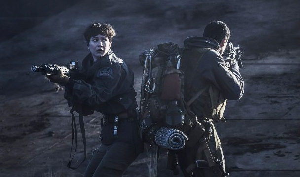 Alien: Covenant is a multi-layered tale about mortality and immortality, says Ridley Scott!