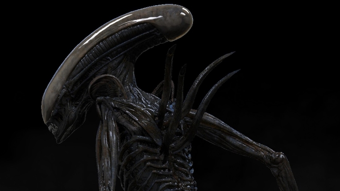 Alien: Covenant Protomorph Concept Art by Colin Shulver!
