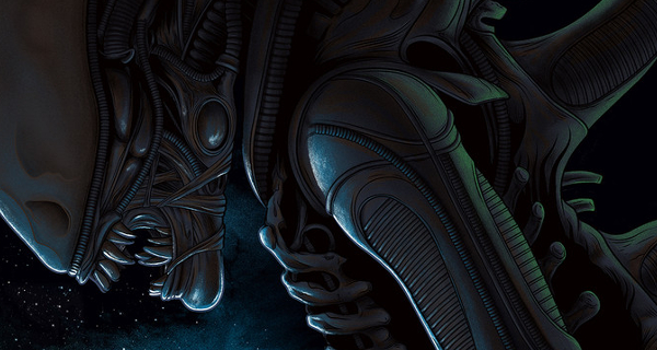 Alien Day - Celebrate with this awesome Alien art!