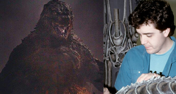 Alien Franchise Creature Artist Joins Godzilla 2