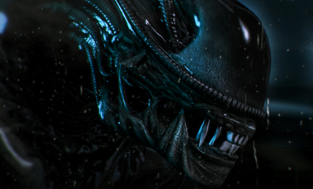 Aliens (1986) Cinematic Render