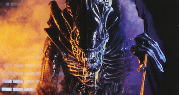 Aliens: Ride at the Speed of Fright