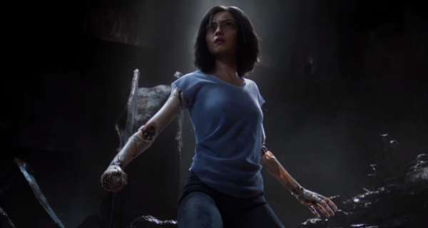 Alita: Battle Angel Trailer released!