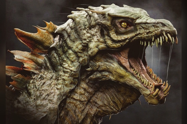 Alternative Godzilla designs give the King of Monsters a radical new look!