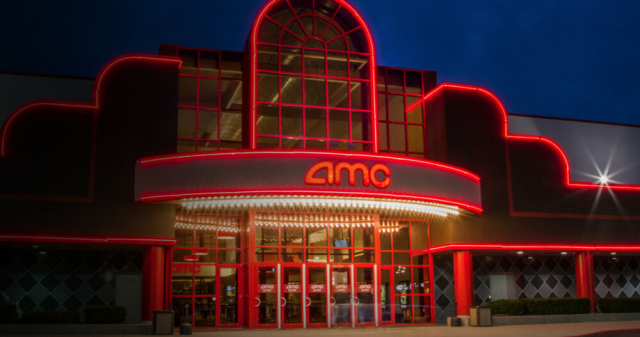 AMC have banned all Universal Studio movies from screening in their theaters!