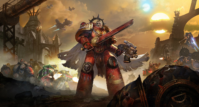 Answer The Call Of Battle In Warhammer 40,000: Eternal Crusade; Available Now