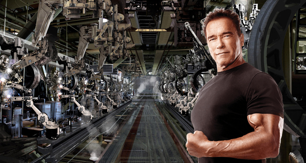 Arnold Schwarzenegger to play human progenitor of the Terminator!