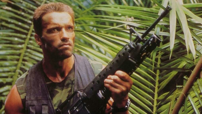 Arnold Schwarzenegger says he would love to star in The Predator!