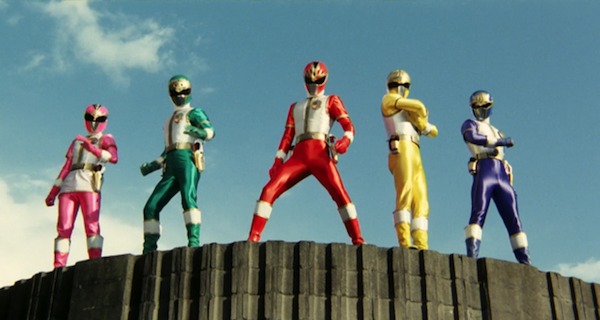 August Ragone Returns for Super Sentai Marathon: Dairanger!