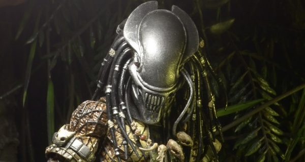 AvP Game inspired Serpent Hunter, Young Blood and Elder featured in NECA's Series 17 Predator lineup!