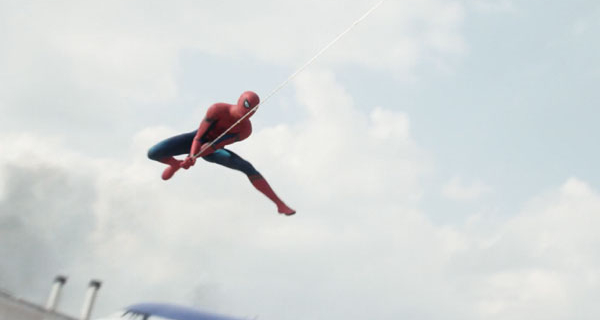 Awesome Spider-Man Homecoming Trailer released!