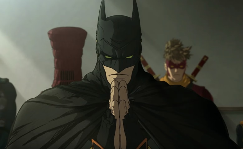 Batman Ninja Anime Movie Looks Beyond Insane