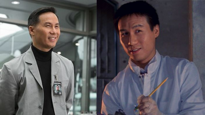 BD Wong reveals the first look of himself as Dr. Henry Wu for Jurassic World 2!