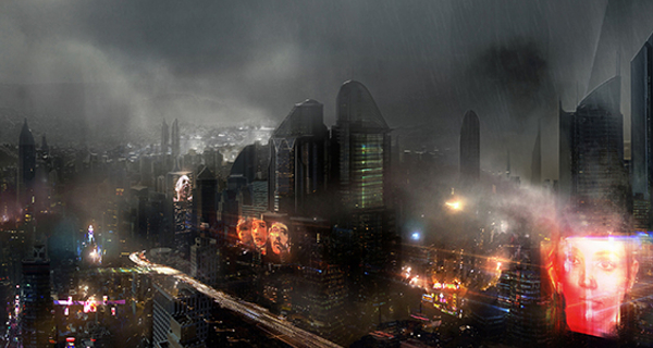 Blade Runner 2 director Denis Villeneuve unveils concept art!