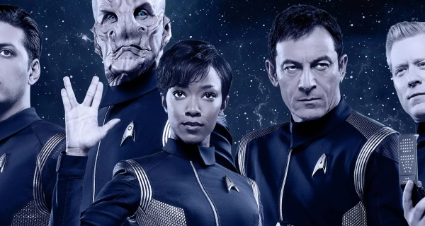 Brand New Original Star Trek Discovery Hits Netflix