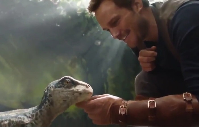 BREAKING: First Jurassic World 2 movie teaser now online!