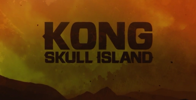 BREAKING! First Kong: Skull Island trailer released!