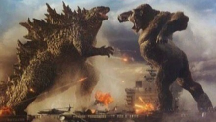BREAKING: First Look at Godzilla vs. Kong (2021) Revealed!