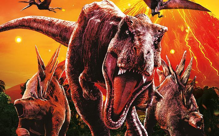 BREAKING: Jurassic World 3 officially titled New Era!