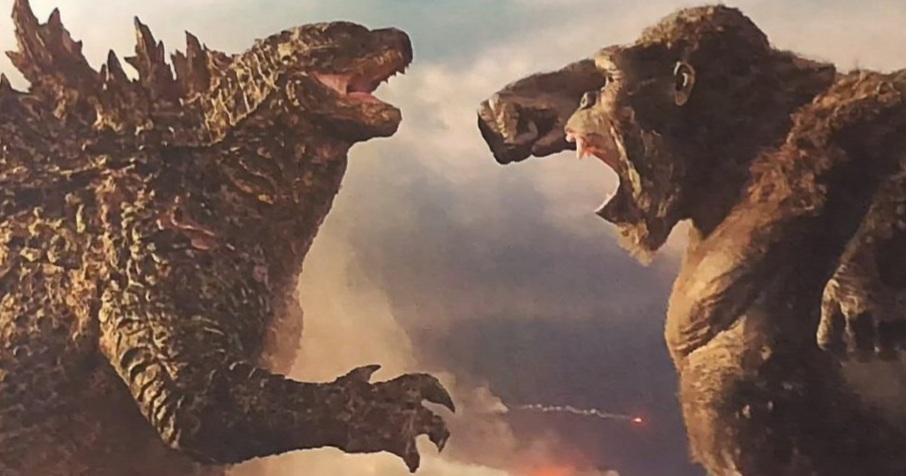 Breaking: New Official Godzilla vs. Kong Logo Revealed