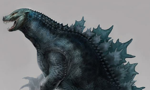 Carlos Huante unveils Godzilla and King Ghidorah concept art!