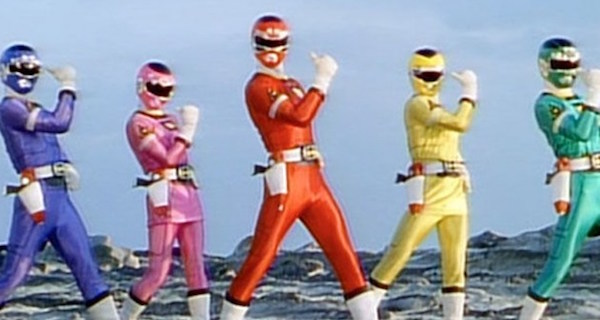 Carranger Hits Shelves in April!