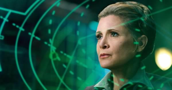 Carrie Fisher will not be rendered in CGI for any upcoming Star Wars films